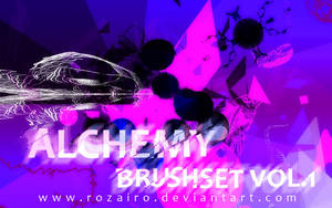 Alchemy Brush vol 1
