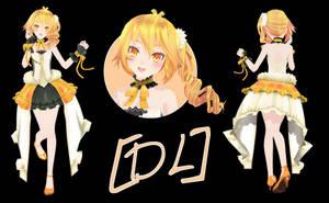 [MMD] TDA TYPE2020 Neru (DL) by HeyMisaki-chan