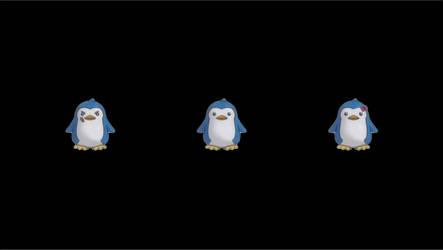 Mawaru Penguindrum Penguins