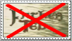 Anti Father Ted Stamp by Alayden