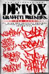 Detox Graffiti Brushes Pack 1 by DetoxGfx