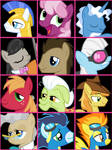 MLP User Icons Vol. 2