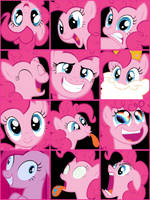 Pinkie Pie User Icons Volume 1