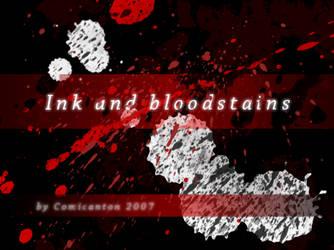 Bloodstain brushset