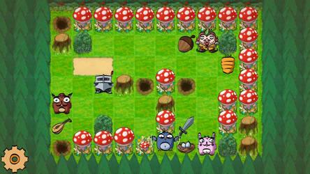 Bardadum: The Kingdom Roads - gameplay