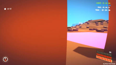 StarPicker - Blazing Hill gameplay footage