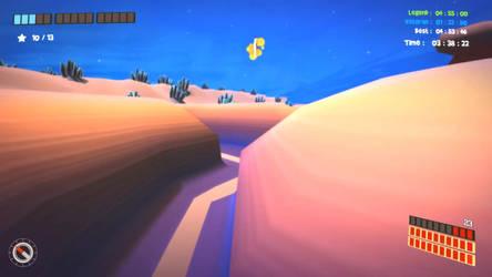 StarPicker - gameplay The Desert