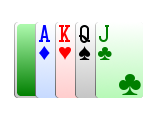 Nobus 4 color classic deck