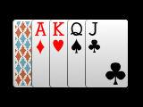 Hoyle card deck