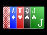 Ranks Suit 4 color card deck