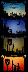 Siege of Storms End Shadow Theatre ANIMATED by guad