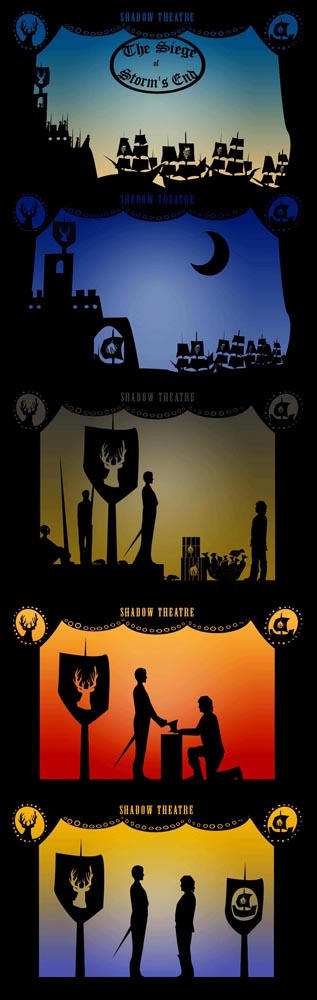Siege of Storms End Shadow Theatre ANIMATED