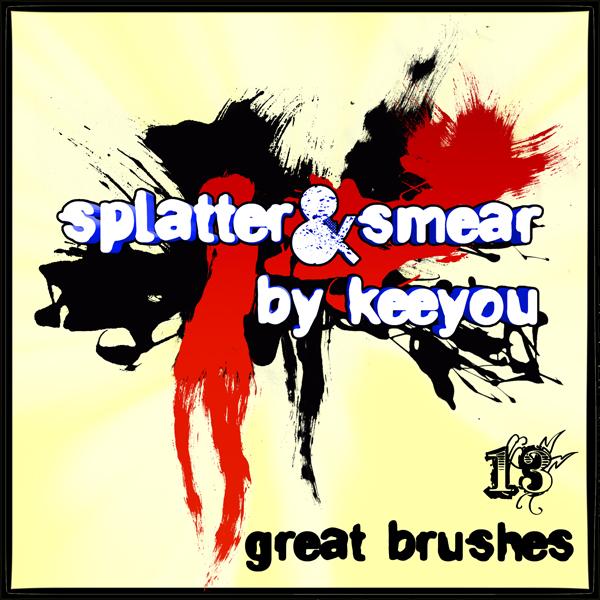 Splatter and Smear