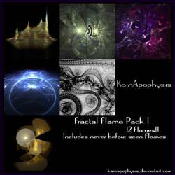 KainApophysis Flame Pack by KainApophysis