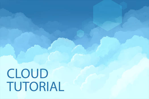 How to Digitally Paint Clouds