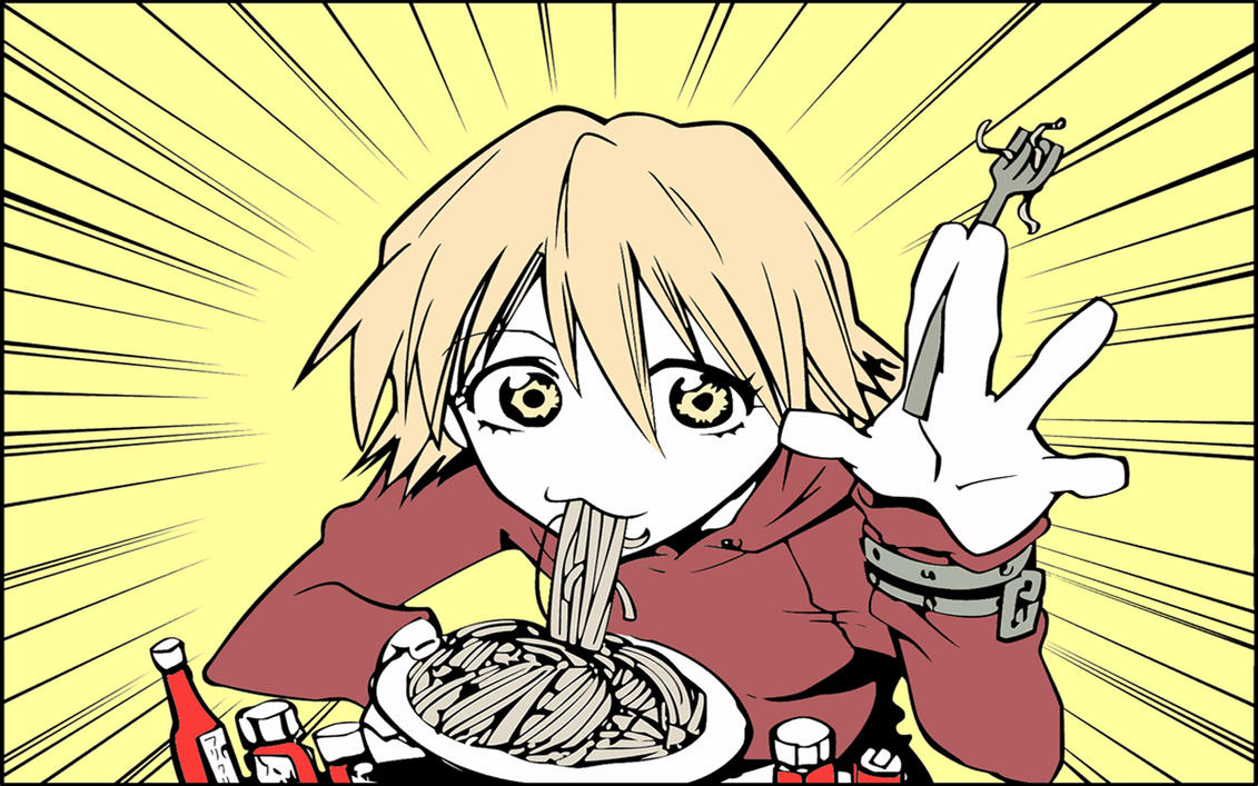 Haruko haruhara noodles by darrenfrommyspace on deviantart - Flcl haruko haruhara ...