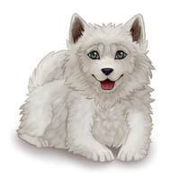 Hello cute - WeChat Emoticon Challenge by EtskuniArt