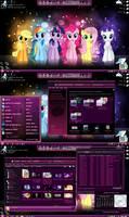 My Little Pony Theme (Windows  7)