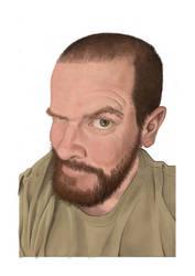 Self Portrait Nov 2017