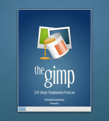 Meliae GIMP Splash and About