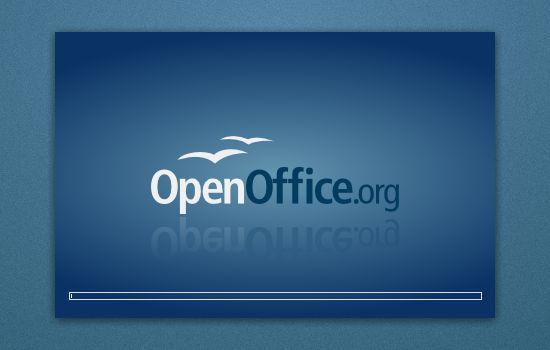 OpenOffice Meliae Splash
