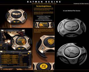 Batman Begins by skinsfactory
