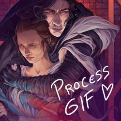 Reylo - Process GIF by LiberLibelula