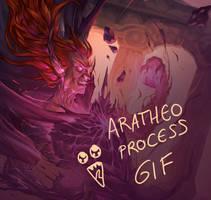 Aratheo's doom Process GIF by LiberLibelula