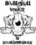 doubleskull vector