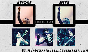 Wikked Blue Action