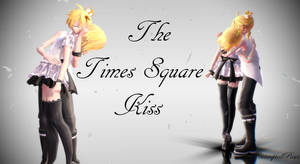 'The Times Square Kiss' Pose Download by CorruptedDestiny