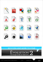 Evolution 2 - ICO by xithium