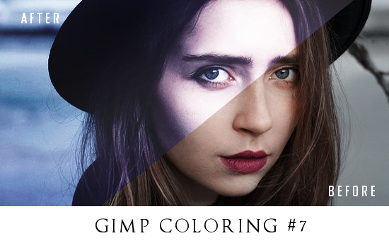 Gimp coloring #7 by oneyellowbee