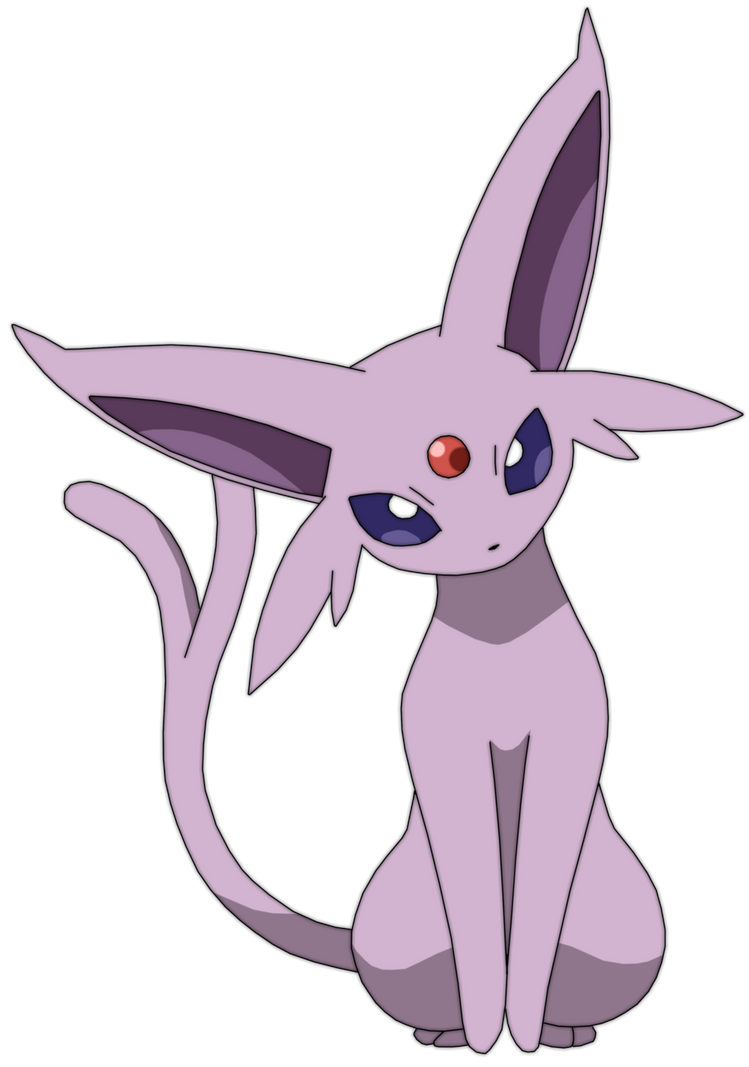 Happy birthday espeon tf tg by elgusar wolf on deviantart - Mentali pokemon ...
