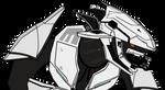Halo 3 Elite (White Armor Variant)