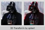 3D Transform Action