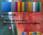 CS4 Pro Icon set
