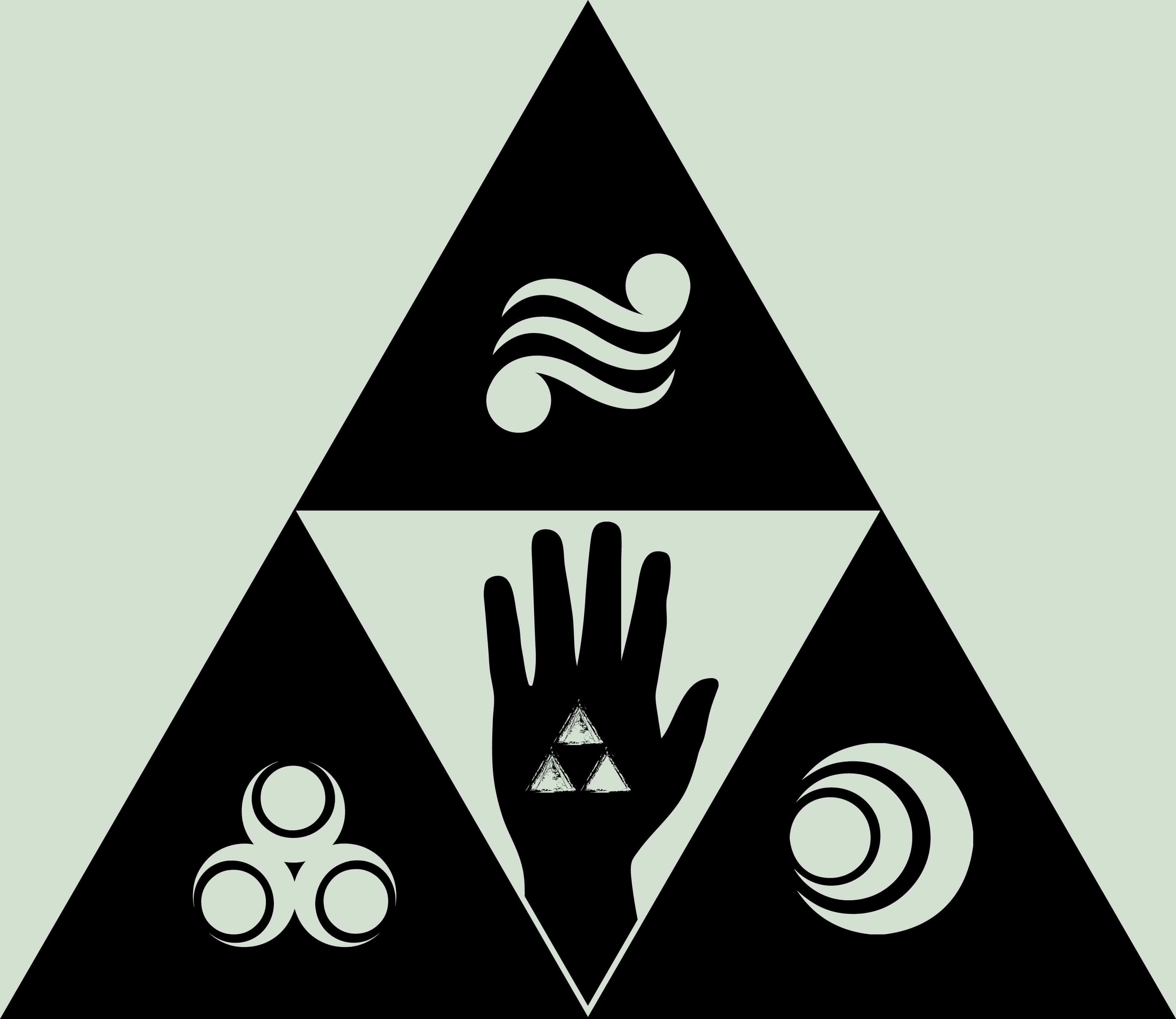 Zelda Iconography by SirNosh on DeviantArt