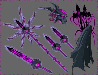 Chaos Lord Set by CronixAE on DeviantArt