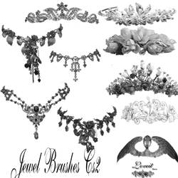 jewel brushes for cs2