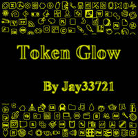 Token Glow Icons - Yellow by Jay33721