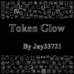 Token Glow Icons - Silver