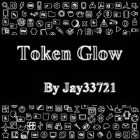 Token Glow Icons - White by Jay33721