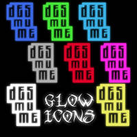 DeSmuME Glow Icons by Jay33721