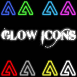 No$GBA Glow Icons by Jay33721