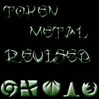 Token Metal Revised Green
