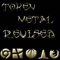Token Metal Revised Gold