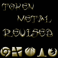 Token Metal Revised Gold by Jay33721