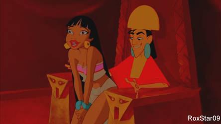 Intimacy (Chel x Kuzco)(Animated)
