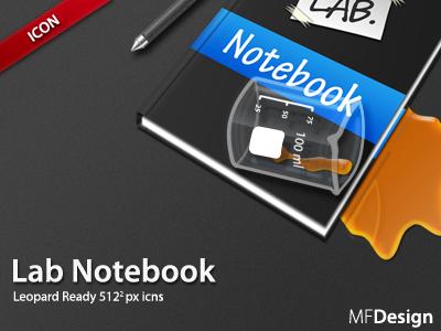 Lab Notebook by Memzee